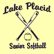 lake placid senior softball